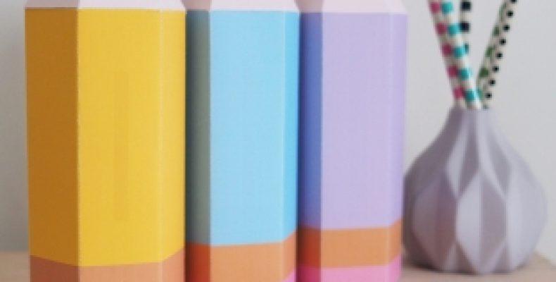 Бумажные карандаши