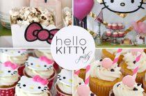 День рождения в стиле Hello Kitty