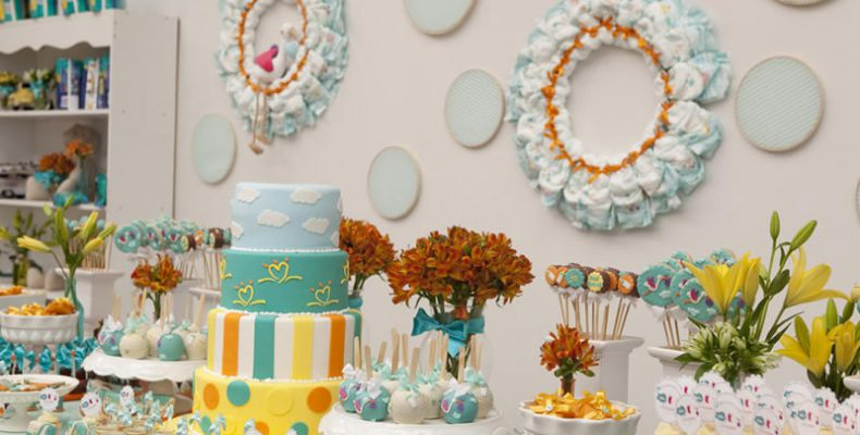 Pampers Baby Shower