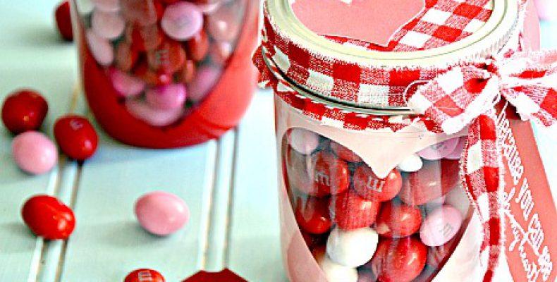 МК: сладкий подарок на День св. Валентина