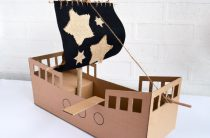МК: пиратский корабль