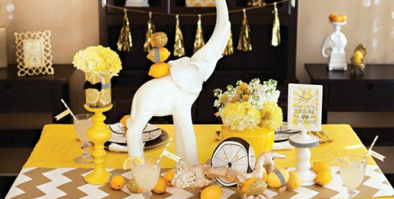 Лимоны и слоны