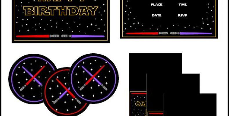 Звёздные Войны: скачать и распечатать