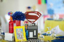 День рождения супер-героя