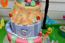 10 потрясающих тортов «Алиса в Стране Чудес»