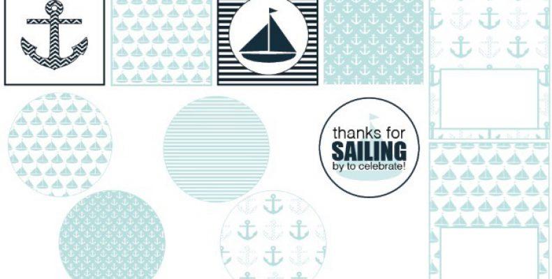 Морская тема для мальчичка и для девочки