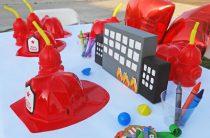День рождения пожарного + Free printables