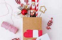 МК: подарок от Санта Клауса