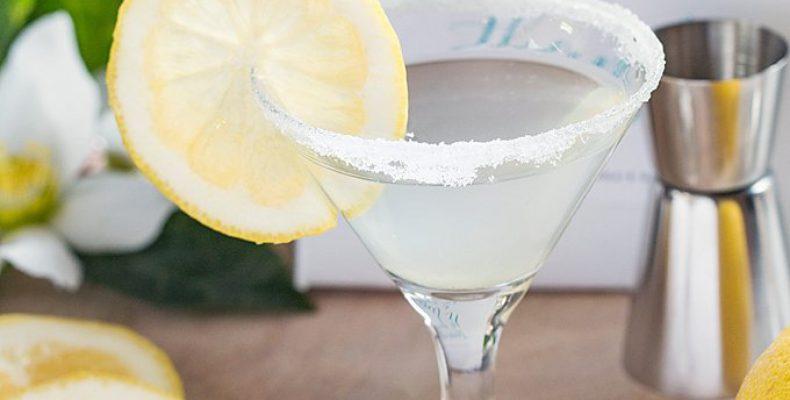 Подарочный набор для взрослых Lemon Drop Martinis