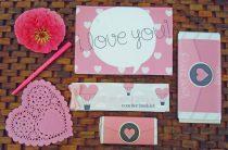 Подарочный набор на День св. Валентина