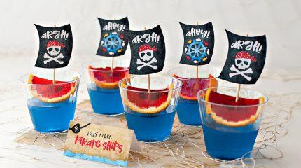 Как организовать пиратский День рождения