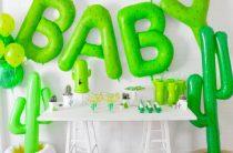 Мексиканская вечеринка Baby Shower