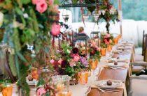 Винтажная осенняя свадьба