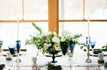 Элегантная зимняя свадьба