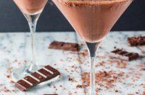 Рецепт коктейля «Шоколадный мартини»