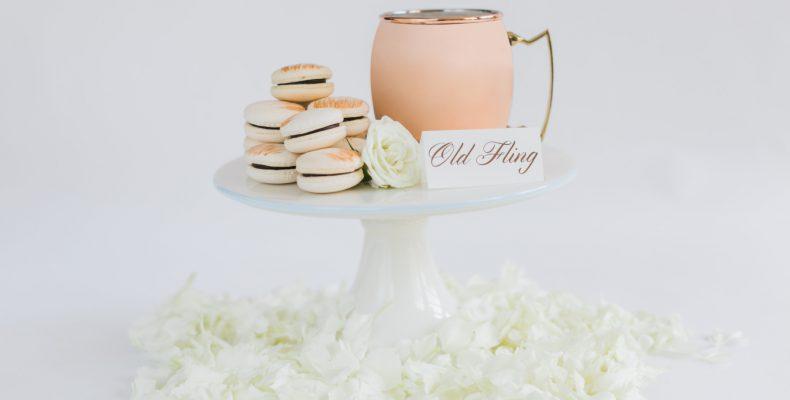 Коктейль с шоколадно-ванильным ликёром