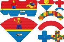 День рождения Lego: скачать и распечатать
