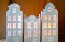 МК: голландские домики