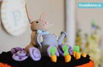 Десертный стол Кролика Питера