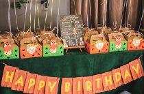 День рождения в семействе Flintstones