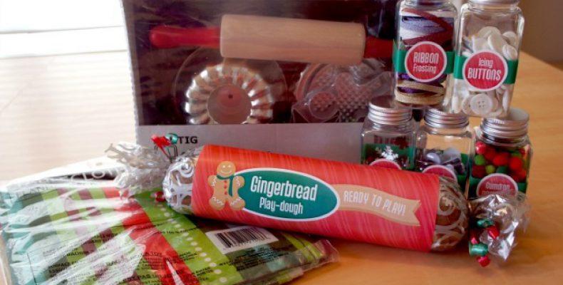 Подарочный набор «Новогоднее печенье»