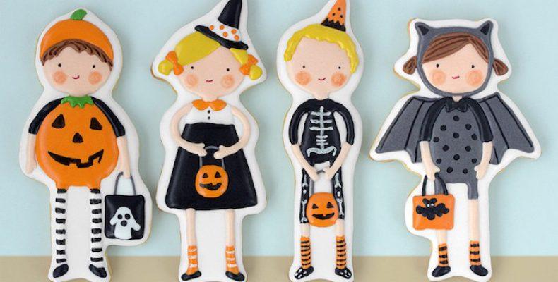 Не страшный Halloween
