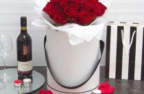 6 не банальных способов подарить розы