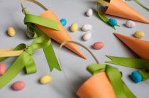 МК: конусы-морковки