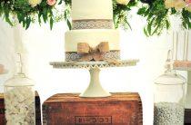 Свадьба в стиле Rustic Chic