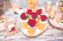Розы алые-алые
