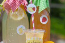 Детский лимонад-бар