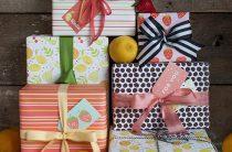Летние ярлычки и упаковка для подарков