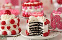 Мини-тортики из печенья