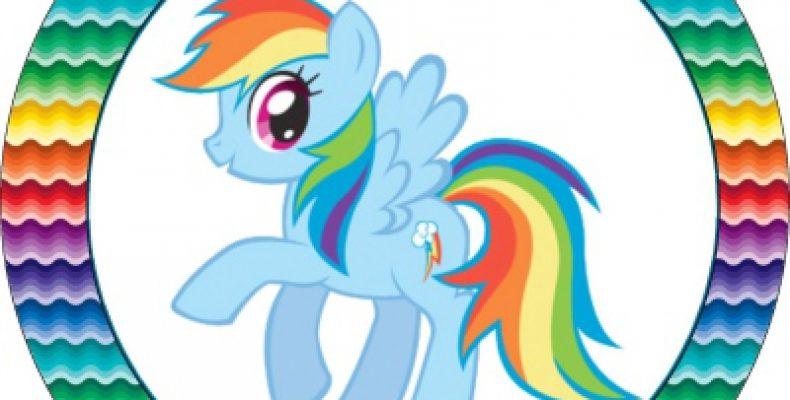 My Little Pony: скачать и распечатать