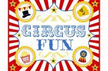 Цирк: набор для декора праздника