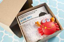 МК: приглашение на детский праздник у бассейна