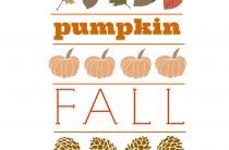 Осенние постеры