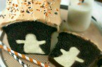 Кекс с привидениями: рецепт