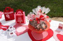 День св. Валентина для детей