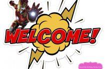 Супер-герои Marvel