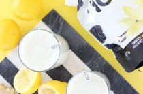 Лимонно-ванильный смузи