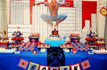 День рождения «Человек-паук»: скачать и распечатать