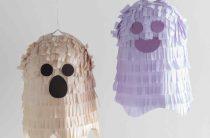 МК: привидения на Halloween