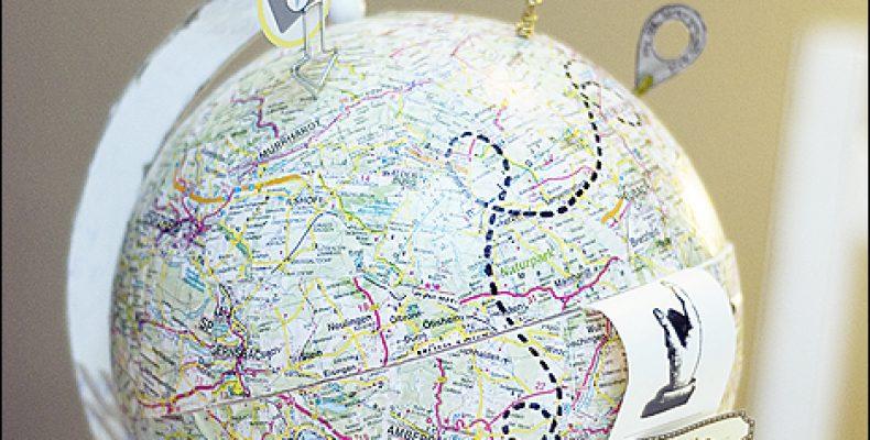 МК: глобус